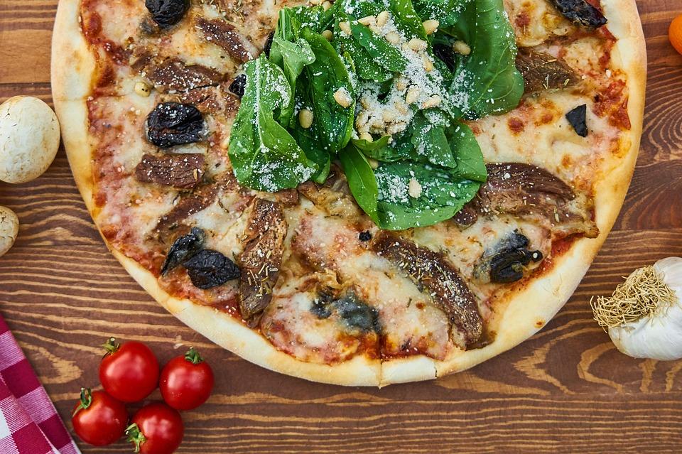 Veganska pizzadagen